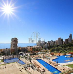 Brand New Luxury Apartment In Second Line Of Beach With Sea Views In Benidorm - photos Exterior