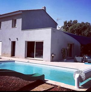 Villa Contemporaine Piscine Cadre Familial photos Exterior