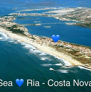 Sea Ria - Downtown Costa Nova Beach/River photos Exterior