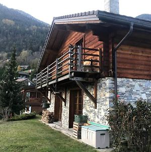 Chalet Edelweiss - Verbier Access, Sun, And Jacuzzi! photos Exterior