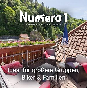 Numero1-Pension Und Cafe photos Exterior