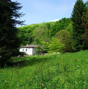 Le Pidro - A Family House With Private Stream And Woodland photos Exterior