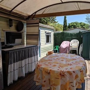 Mobile Home Avec Terrasse Privee photos Exterior