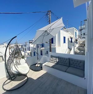 Greek Cycladic House In The Center Of Naousa photos Exterior