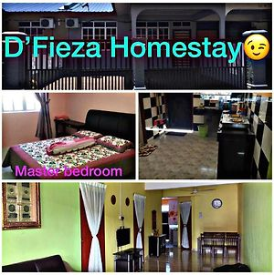 D'Fieza Homestay photos Exterior