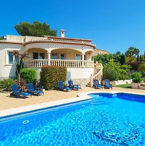 Villa In Xabia Sleeps 6 Includes Swimming Pool Air Con And Wifi 8 photos Exterior