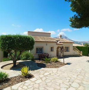Villa In Xabia Sleeps 4 With Pool Air Con And Wifi photos Exterior
