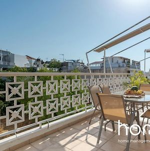 Stunning Homm Apartment In Thiseio, Likomidon Str photos Exterior