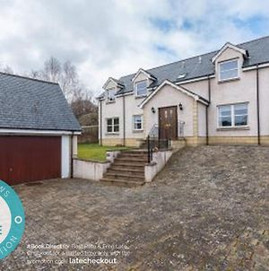 Dempster Lodge Nr Old Course, Sleeps 10, Parking photos Exterior