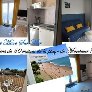 Saint Marc Sur Mer Appartement T1 Bis A 40 M De La Plage De Mr Hulot St Marc Sur Mer Parking Prive Et Proche Pornichet - La Baule photos Exterior