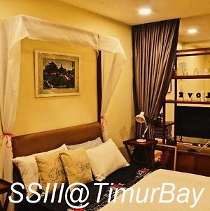 Ssiii Timurbay Seafront Residence Cw Wifi Sofa Bed photos Exterior