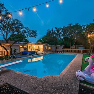 Luxury House With Pool, Private Yard & Bbq Area, 4 Min From Fiesta Texas photos Exterior