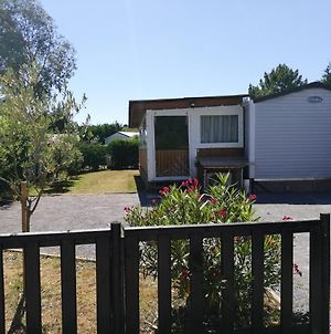 Location Bassin D'Arcachon Mobil-Home - Camping 6 A 8 Pers photos Exterior