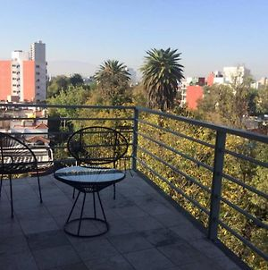 In The Heart Of Condesa Loft With Panorama Terrace photos Exterior
