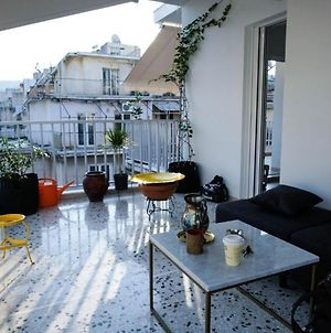 Heart Of Athens! Central Nice Rooftop Studio photos Exterior