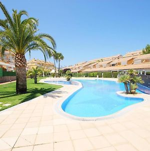 Apartment In Javea Sleeps 4 With Pool Air Con And Wifi photos Exterior