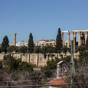5 Min Walking From Acropolis, With View photos Exterior