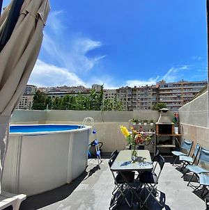 Queluz Vacations Flat With Terrace, Pool And Barbecue photos Exterior