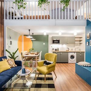 Colorful Designer Home In The Heart Of Budapest photos Exterior