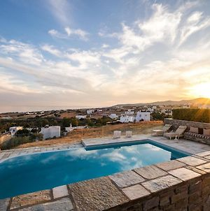 Villa Vitamin Sea With Heated Pool And Panoramic Sea View photos Exterior