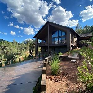 New 2+ Secluded Acres With Views! photos Exterior