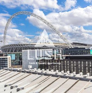 Lush Penthouse Apartment Opposite Hilton & Wembley Stadium photos Exterior
