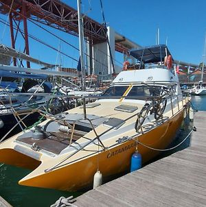 Exclusive Boat Rental In Lisboa - Sleep Over Water - 46 Feet Most Spacious In Its Category photos Exterior