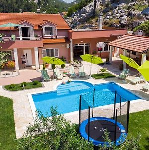 Holiday Home Ostojic Attractive Villa With Private Pool Near Lakes photos Exterior