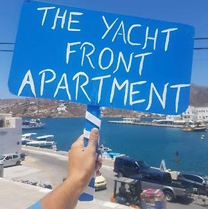 The Yacht Front Apartment At The Ios Port photos Exterior