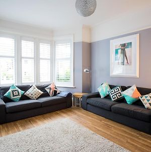 Huge Bournemouth Beach House Sleeps 23 - Beauty Room - Pet Friendly photos Exterior