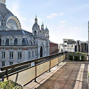 Luxurious Penthouse, Rooftop Terrace, Free Netflix, Wifi And Airco photos Exterior