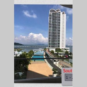 Cozy Condo With View Of Second Penang Bridge photos Exterior