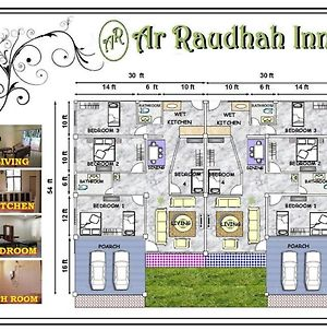 Ar Raudhah Inn Homestay photos Exterior