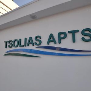 Tsolias Luxury Apartments In Protaras photos Exterior