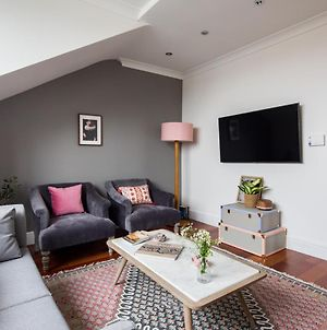 The Cromwell Road Escape - Modern & Central 1Bdr Flat With Rooftop Terrace photos Exterior