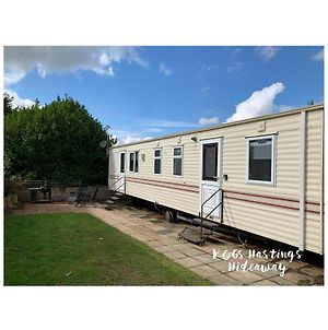 3 Bedroom Caravan On Combe Haven Holiday Park photos Exterior