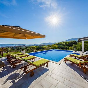Villa Blue Wave, Amazing Sea View And Large Private Swimming Pool, 4 Bedrooms With 4 Bathrooms photos Exterior