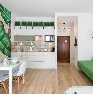 Cozy Modern Studio Green Apartment In Old Town photos Exterior