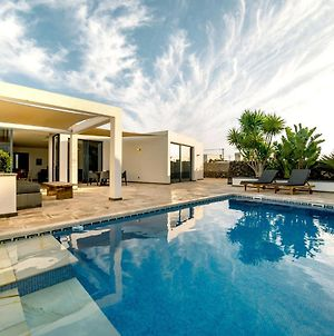Casa Chani With Heated Pool In El Roque photos Exterior