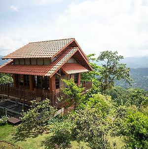 The Garden Stay In Red House At Bukit Tinggi photos Exterior