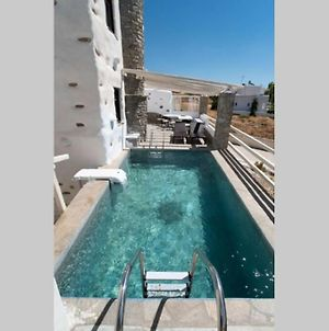 Amazing House For 7 Ppl With Private Pool In Paros photos Exterior
