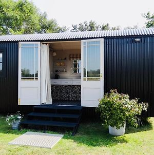 The Oaks Glamping - Rubie'S Shepherds Hut photos Exterior