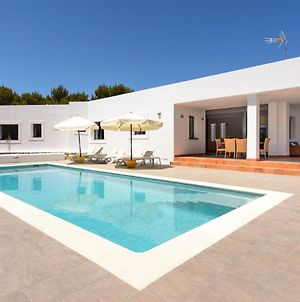 New Villa With Pool 19 Mins From Ibiza Town photos Exterior
