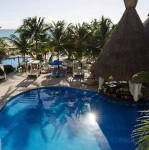 Amazing One Bedroom Condo With Beach Club Access In Playacar photos Exterior