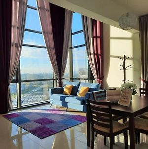 Mufasa Duplex At Eclipse,Netflix,Wifi,Coway,Android Box, Nice View Level 30 photos Exterior