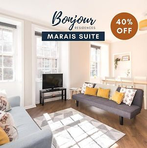 Bright New Town 2Br-1Ba, 1 Min To George St - Free Parking By Bonjour Residences Edinburgh photos Exterior
