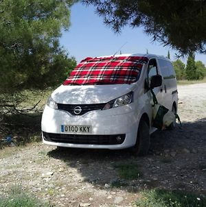 Camper Nissan Nv200 photos Exterior