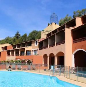 Studio In Bormes Les Mimosas With Wonderful Sea View Shared Pool And Enclosed Garden photos Exterior
