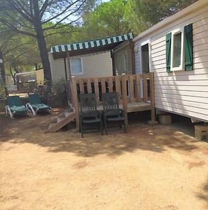 Mobile Homes By Kelair At Camping Cypsela photos Exterior