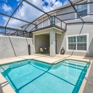 4802 - 4 Bedroom With Private Pool Near Disney photos Exterior